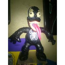 Homero Parodiando Super Heroes Venom Bvf