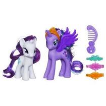 Mi Pequeño Pony Princesa Luna Y Rareza Figuras
