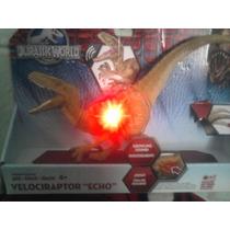Jurassick Park Dinosaurios Velociraptor Echo Electrónico