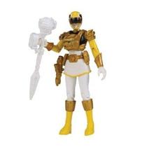 Power Rangers Samurai Figura De Acción Ultra Ranger Amarillo