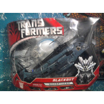 Transformers Blackout Decepticons Primera Película Voyager