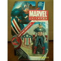Captain America No.8 Marvel Universe Serie 2