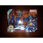 Marvel Universe Fantastic Four 4 Fantasticos Pack Thing Mole