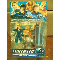 Power Blast Invisible Woman With Water Blasting Action