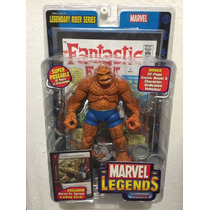 La Mole Marvel Legends Legendary Rider Serie Nuevo The Thing