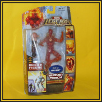 Marvel Legends Human Torch Ares Baf