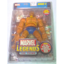 Toy Biz, Marvel Legends Series Il, The Thing