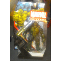 Lee Antes De Ofertar Marvel Universe Abomination Series 4