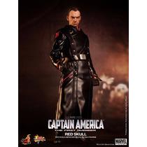 Capitan America Y Red Skull Hot Toys