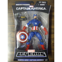 Capitán América Marvel Legend Infinite Series