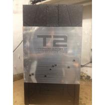 No Hot Toys T-800 Exterminador Enterbay Terminator 1/4