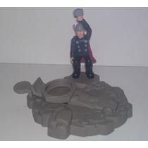 Thor Figurita De Sonrics Con Lanzador Lcatoy79