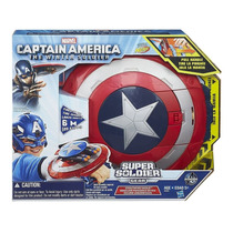 Escudo Capitan America Marvel Avengers Ultron Hasbro