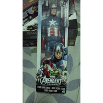 Capitan America Hasbro 30cm Avengers Vengadores