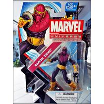 Baron Zemo,marvel Universe,serie 5 O22,nuevo,figura 14 Cm.