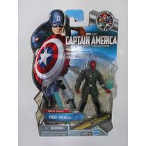 Marvel Universe Captain America Red Skull Nuevo Y Cerrado
