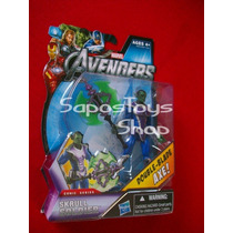 Avengers: Skrull Soldier Comic Series Double Blade Axe