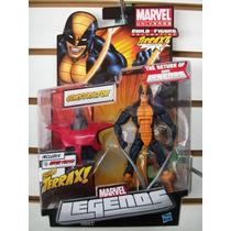Constrictor Marvel Legends Serie Terrax Hasbro