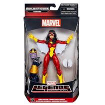 --- Marvel Legends 2015 Spider-woman Wave Thanos ---