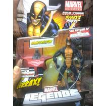 Marvel Legends Constrictor, Nuevo Y Con Accesorios!!!