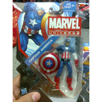 Marvel Universe, Capitan America ,rhino, Spiderman,blastaar!