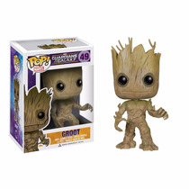 Funko Pop!! Marvel: Guardians Of The Galaxy - Groot # 49