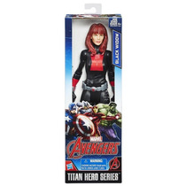 Titan Hero Black Widow Viuda Negra Hawkeye Crossbone Sandman