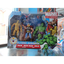 Marvel Universe Superheroes Team Pack