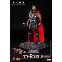 Hot Toys Thor The Dark World Light Armor Version Exclusiva