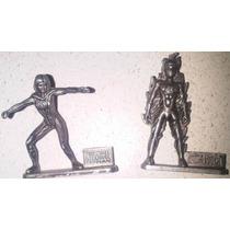 Marvel Figura De Metal De Los Negritos Bimbo Hm4