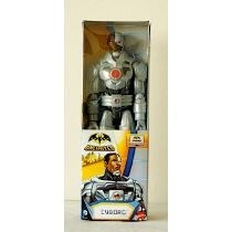 Cyborg Dc Unlimited Wonder Woman Aquaman Green Arrow Joker