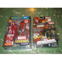 Marvel Legends Scarlet Witch Y Hope Summers Precio X Las 2