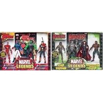 Boxed Set De Monsters Y Boxed Set De Young Avengers