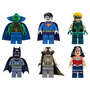 Super Bizarro Bane Batman Maravi Flecha Compatible Con Lego