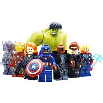 La Era De Ultron Los Avengers 2 Set De 8 Para Armar