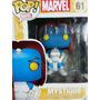 Funko Pop Mystique Marvel Pop