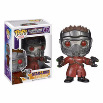 Funko Pop Marvel Guardians Of The Galaxy Star - Lord 47