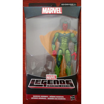 Marvel Legends Infinite Series Vision Sin Hulkbuster Nuevo