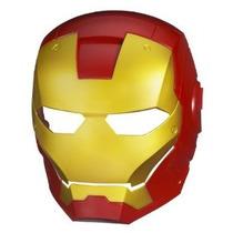 Marvel Avengers Película Juego De Roles Héroe Máscara De Iro