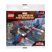 Lego Super Heroes 30302 Ultimate Spider-man Planeador Polyba
