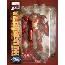 Marvel Select Hulkbuster 2015 Envio Inmediato 20 Cm
