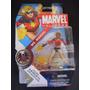Marvel Universe Ms. Marvel Wave 3 2009 Nueva Blister Dañado