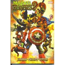 Marvel Zombies 2 1st Printing 2008 Hardcover En Ingles