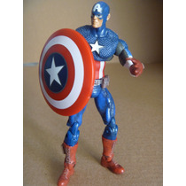 Marvel Universe Captain America Ultimate Wave 2 2009 #12