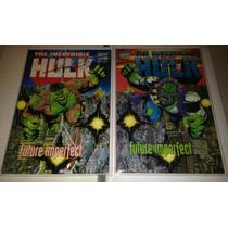 The Incredible Hulk Future Imperfect 1 & 2 Autografiados Tpb
