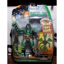 Skaar Son Of Hulk Marvel Legends Serie Fim Fan Foom