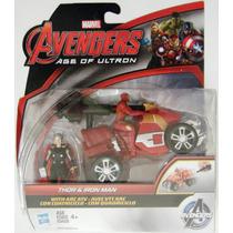 Thor & Iron Man Marvel Avengers Age Of Ultron 2 1/2