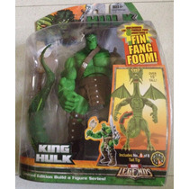 Marvel Legends Fin Fang Foom King Hulk Hasbro Hm4