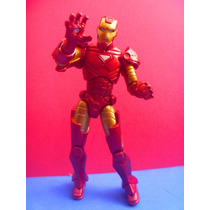 Marvel Universe Iron Man Ultimate Alliance Armor 2009 Wave 1