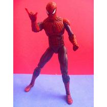 Marvel Universe Spiderman Wave 1 2009 #001 Variante Oscura